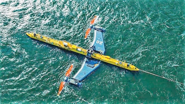 World's 'most powerful' Tidal Turbine is ready to power on