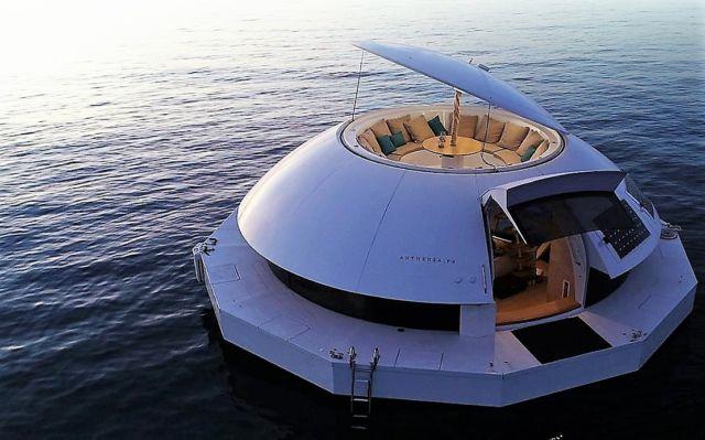Anthenea Floating Suite