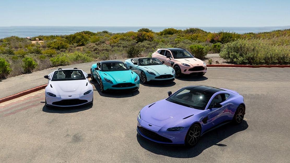 Aston Martin Pastel Collection (2)
