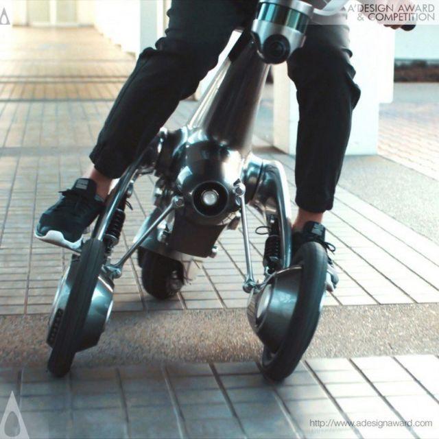 CanguRo Mobility Robot (2)