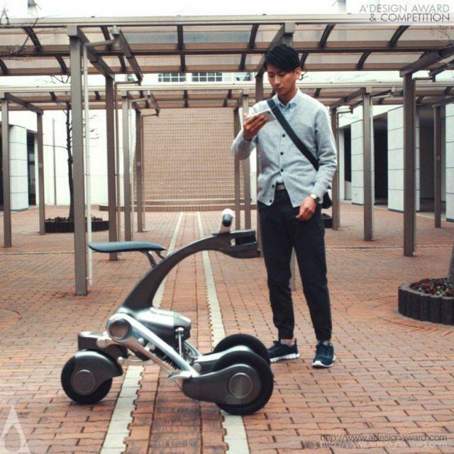 CanguRo Mobility Robot (1)