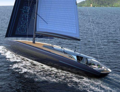 Cascada 34 Sailing Yacht