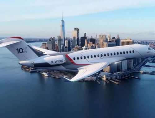 Dassault Aviation launches Falcon 10X