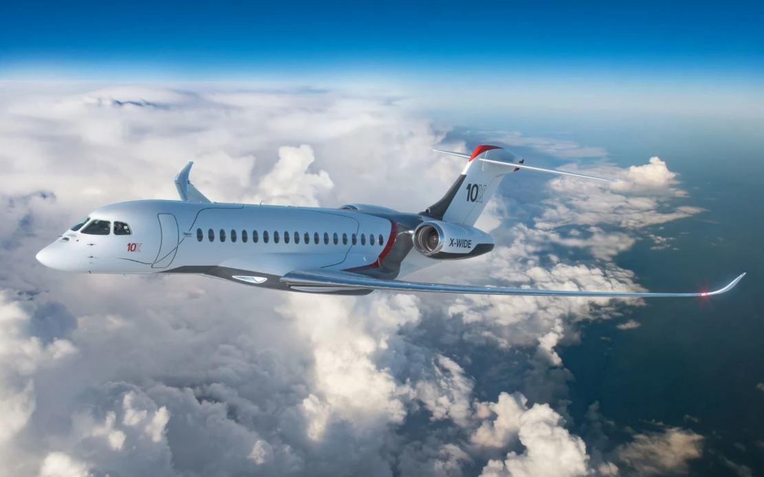 Dassault Aviation launches Falcon 10X (1)