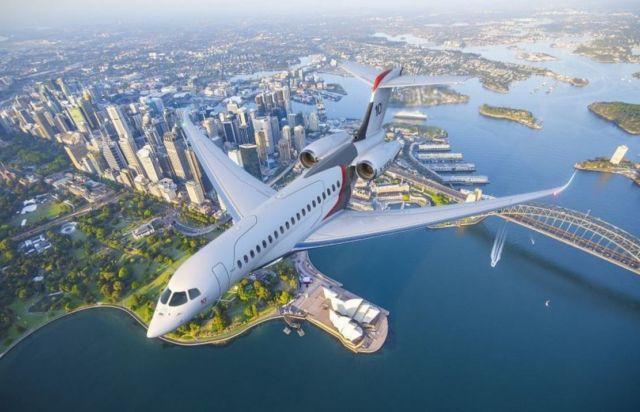 Dassault Aviation launches Falcon 10X (9)