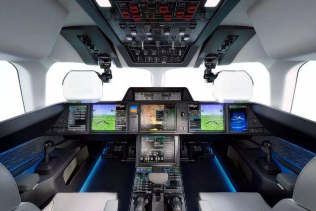 Dassault Aviation launches Falcon 10X (8)