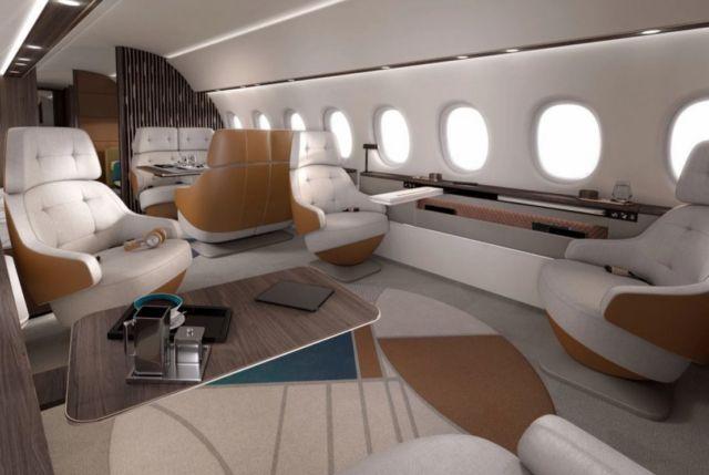 Dassault Aviation launches Falcon 10X (7)