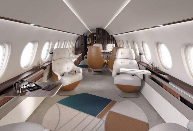 Dassault Aviation launches Falcon 10X (2)