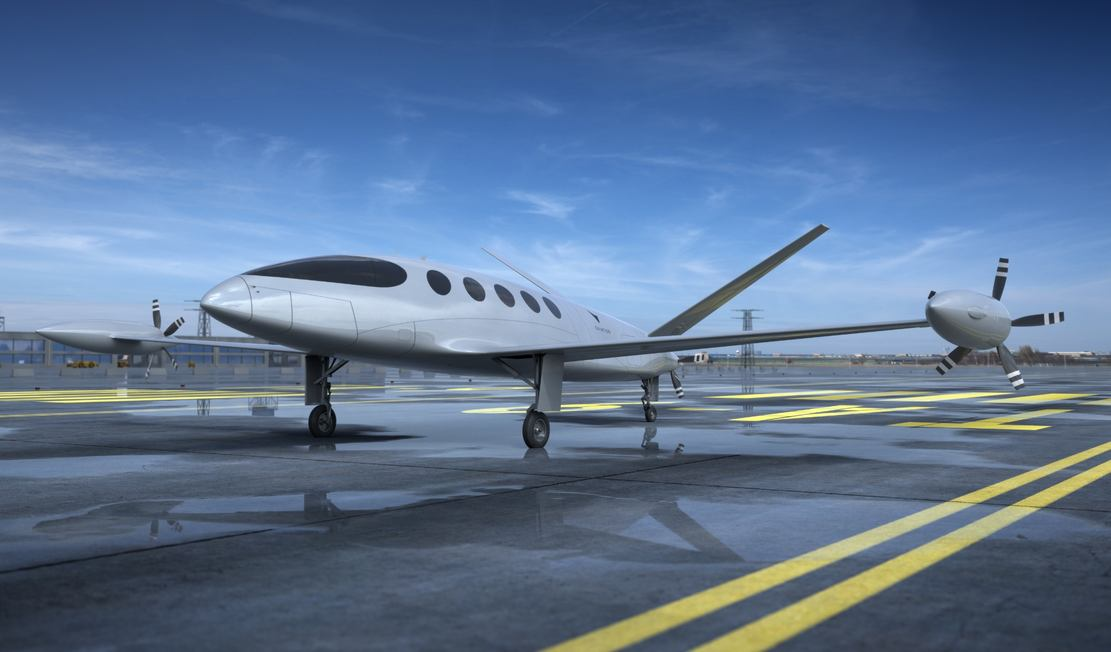 Eviation Alice luxury electric aircraft (10)