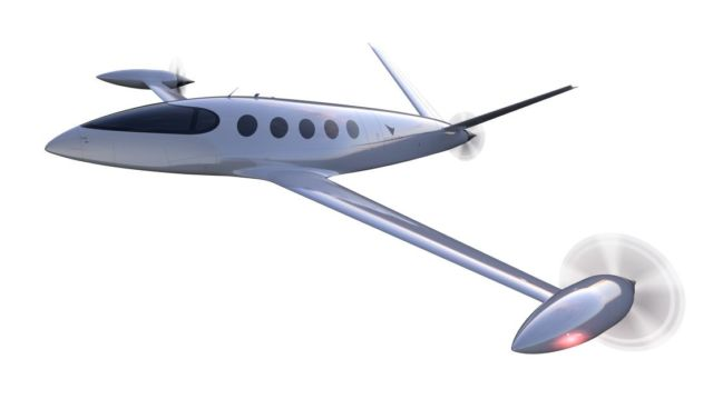 Eviation Alice luxury electric aircraft (1)