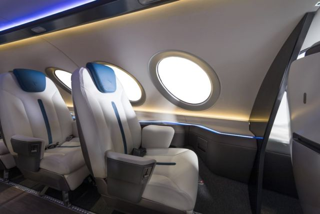 Eviation Alice luxury electric aircraft (7)