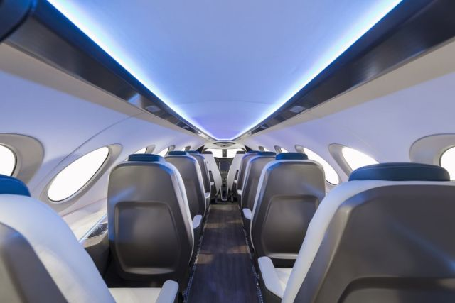 Eviation Alice luxury electric aircraft (5)