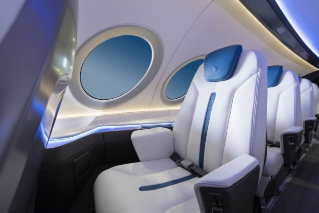 Eviation Alice luxury electric aircraft (4)