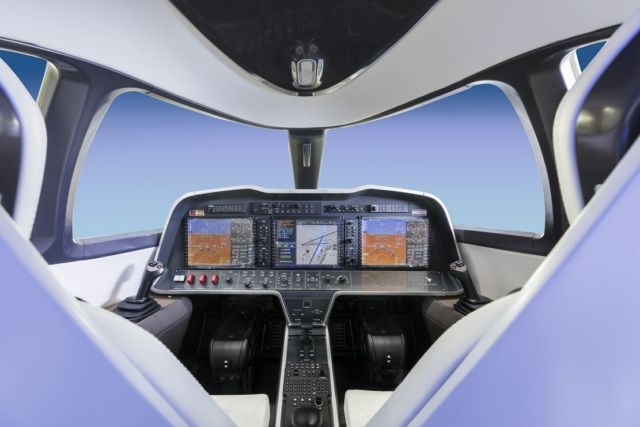 Eviation Alice luxury electric aircraft (3)