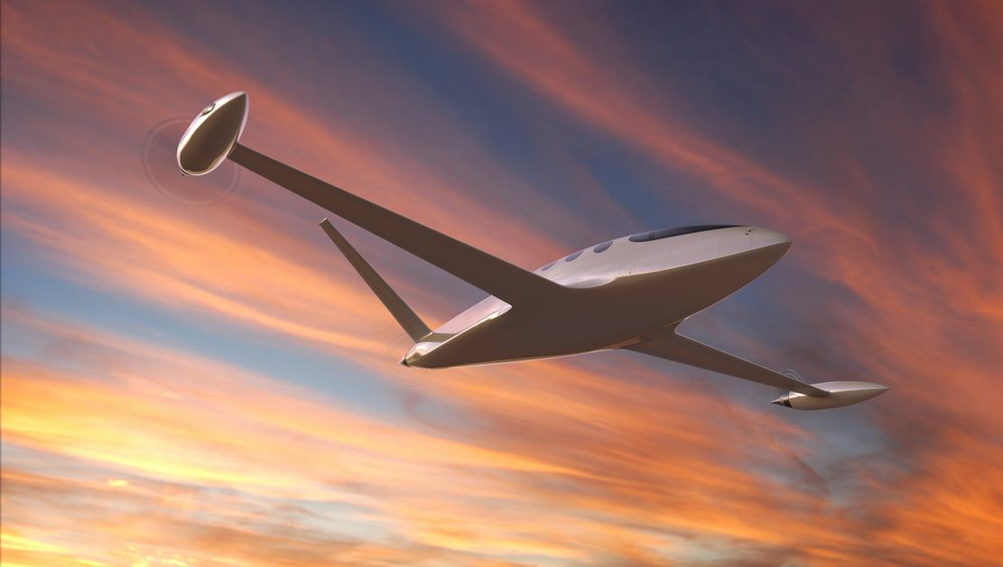 Eviation Alice luxury electric aircraft (2)