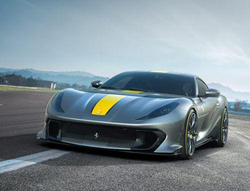 Ferrari Superfast 812 'Special'