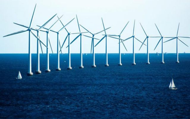 First major Offshore Wind Project