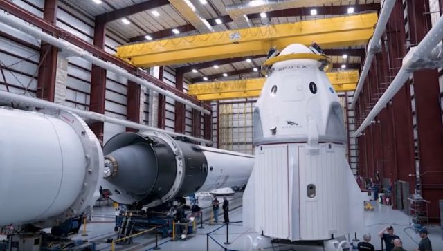 How SpaceX Build Their Rockets So Fast (3)