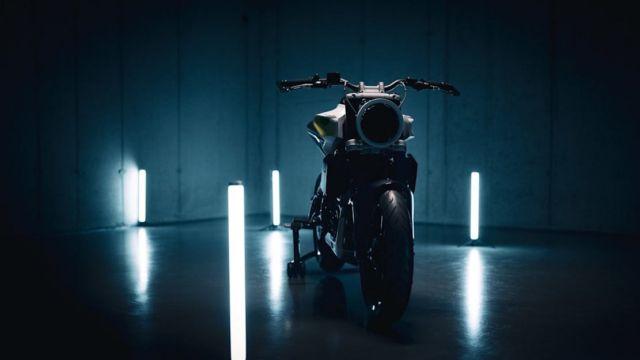 Husqvarna E-Pilen Concept Motorcycle