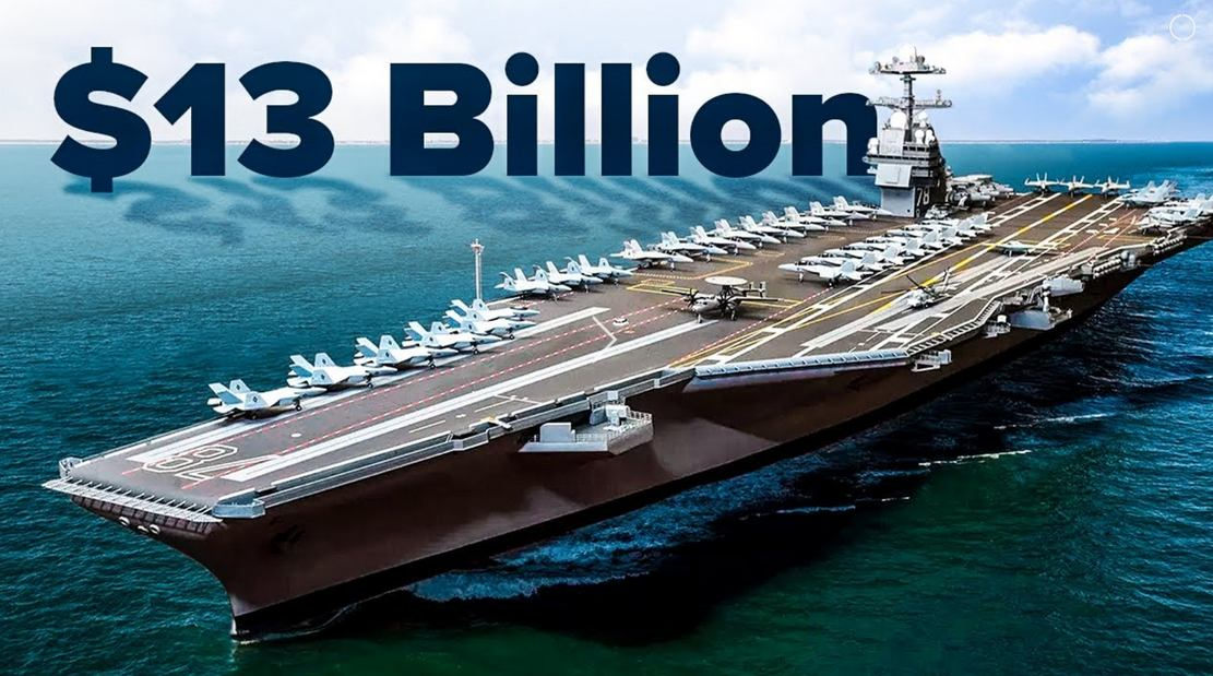 Inside the world's largest Aircraft Carrier (6)