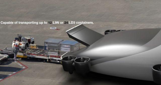 Kelekona mass transport eVTOL aircraft (1)