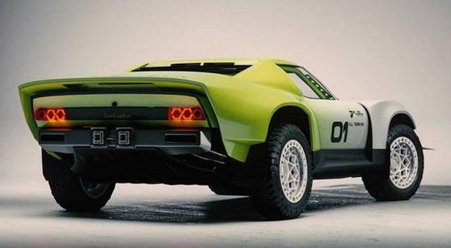 Lamborghini Miura All-Terrain concept (5)