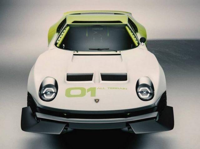 Lamborghini Miura All-Terrain concept (4)