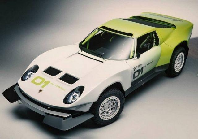 Lamborghini Miura All-Terrain concept (3)
