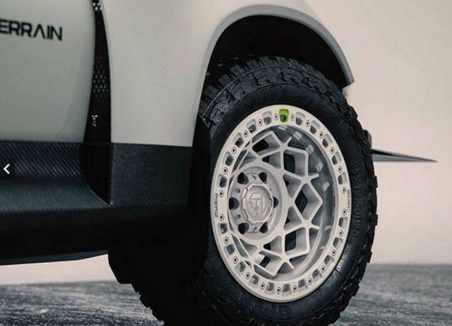 Lamborghini Miura All-Terrain concept (2)