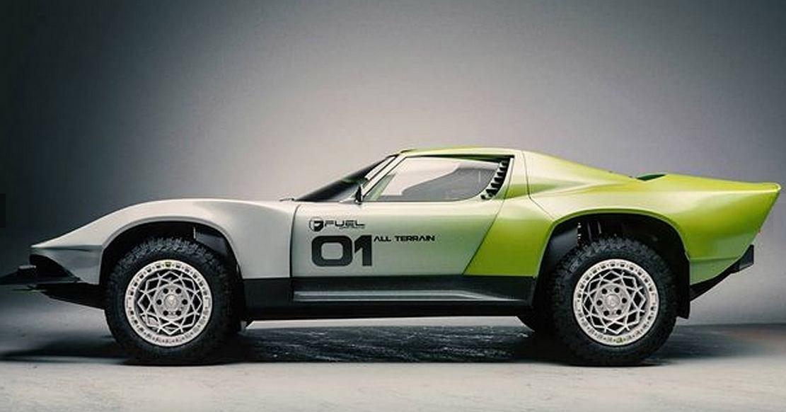Lamborghini Miura All-Terrain concept (1)