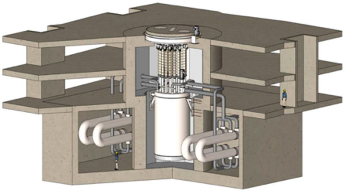 Low-Power demonstration Reactor