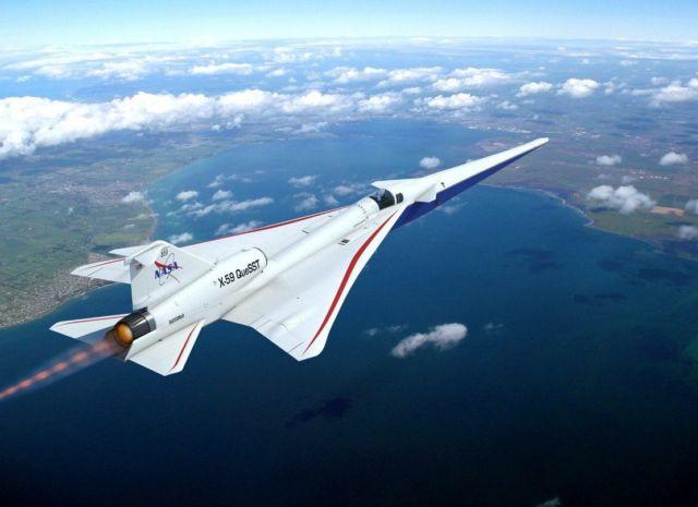 NASA's X-59
