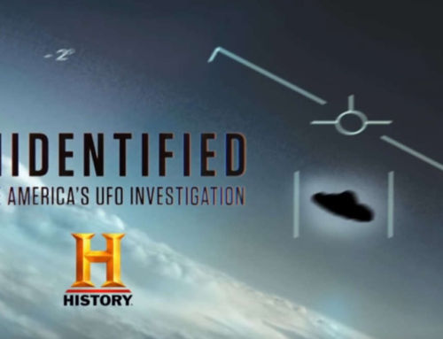 Navy pilots describe encounters with UFOs