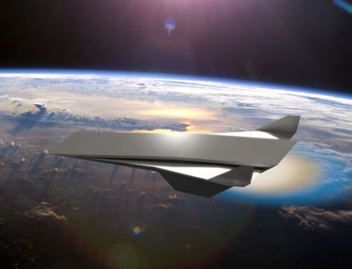 New Propulsion System for flight speeds of Mach 17