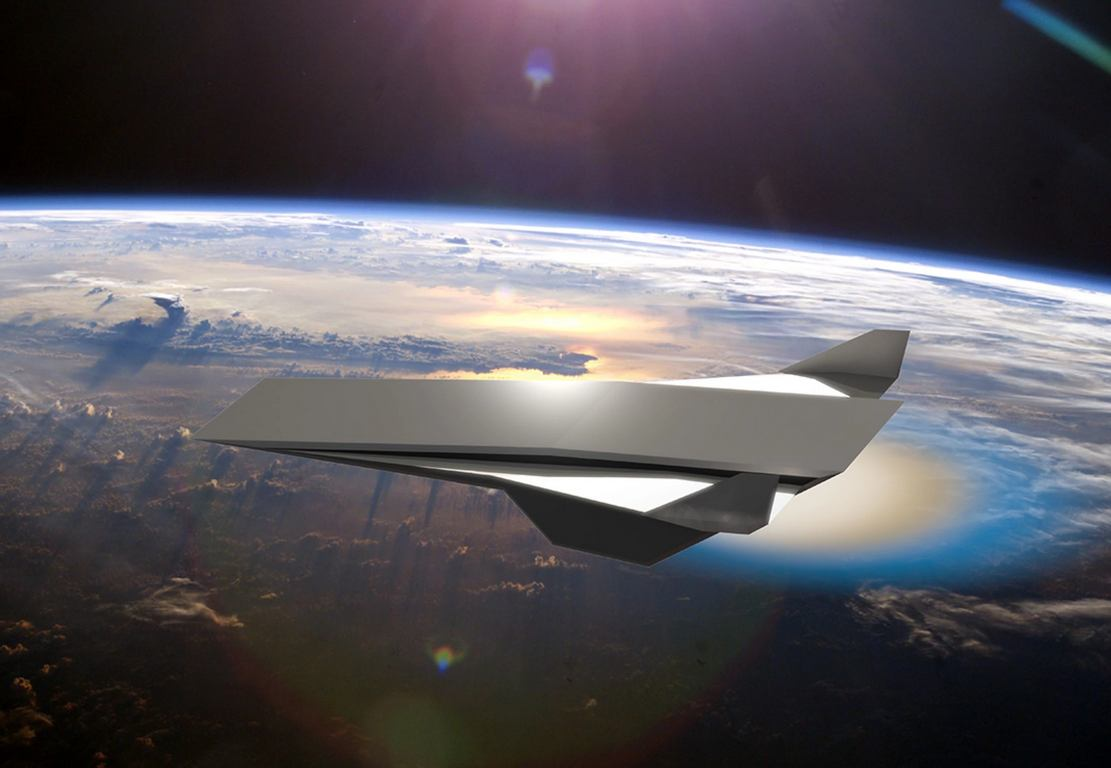 New Propulsion System for flight speeds of Mach 17