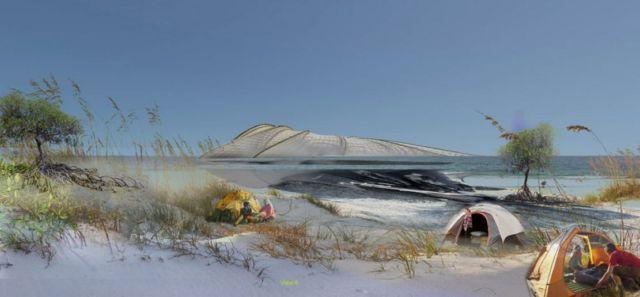 Recycled Ocean Plastic Resort (5)