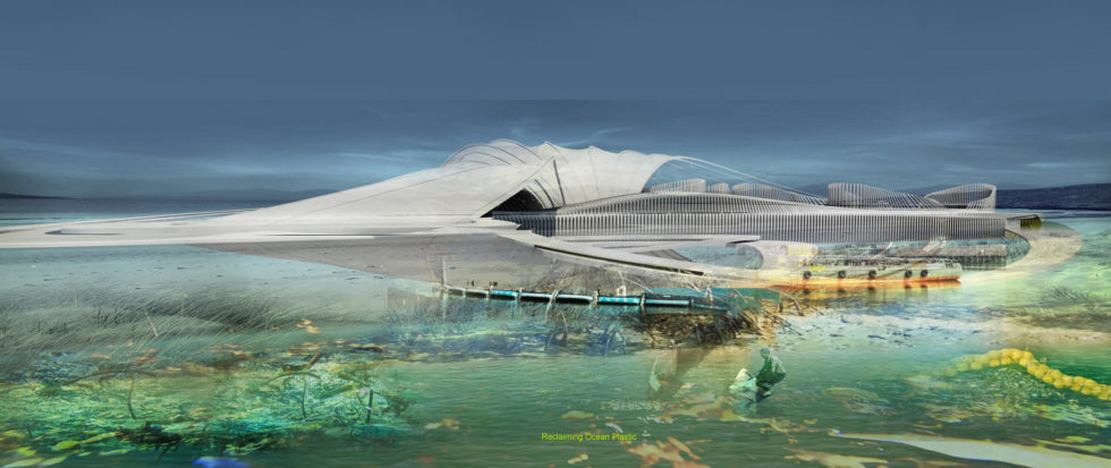 Recycled Ocean Plastic Resort (1)