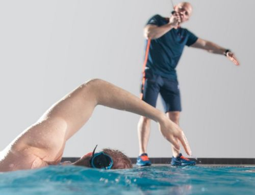 Sonr lets coaches communicate with swimmers