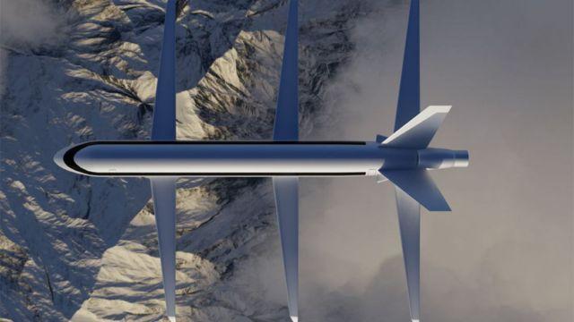 Super-efficient Tri-Wing widebody aircraft concept (3)