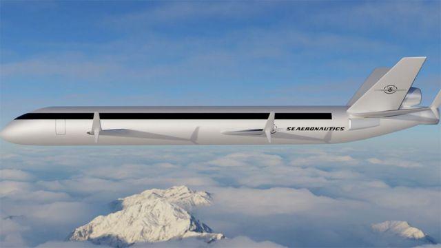 Super-efficient Tri-Wing widebody aircraft concept (2)