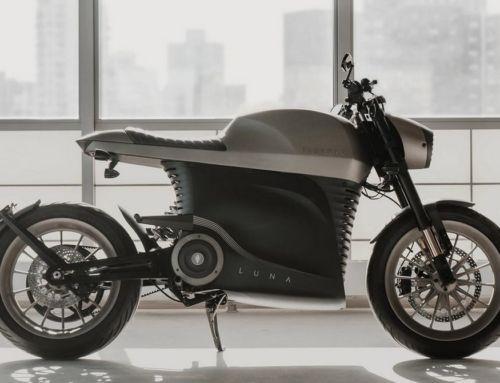 Tarform Luna electric Motorcycle