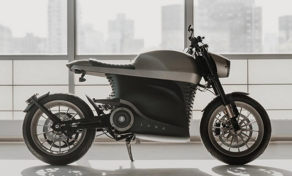 Tarform Luna electric Motorcycle (5)