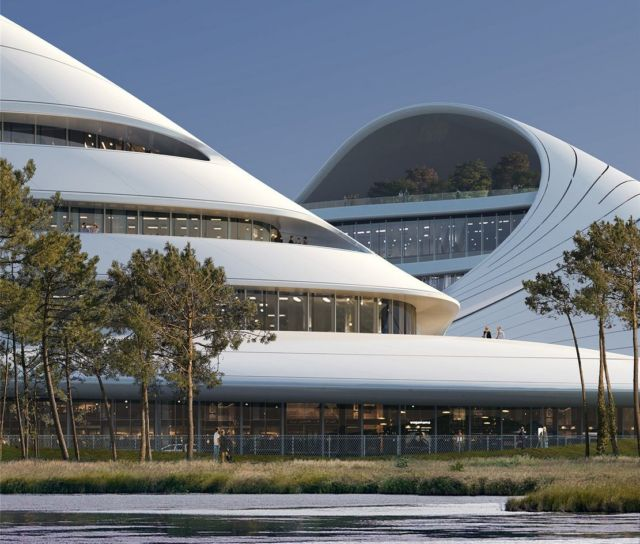 The Jiaxing Civic Center (9)