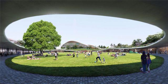The Jiaxing Civic Center (5)