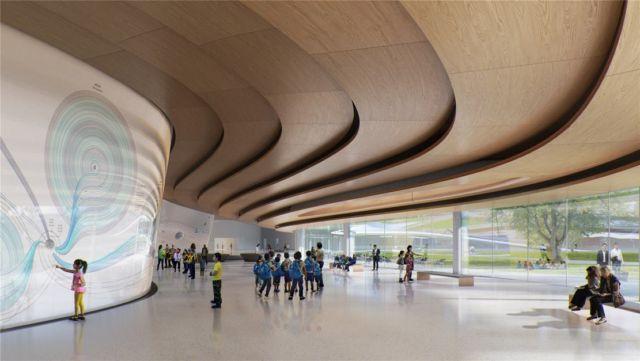 The Jiaxing Civic Center (4)