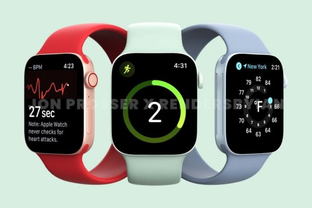 The new Apple Watch Series 7 (4)