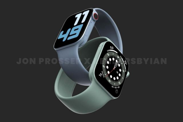 The new Apple Watch Series 7 (3)
