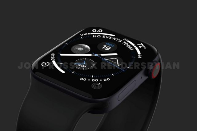 The new Apple Watch Series 7 (2)