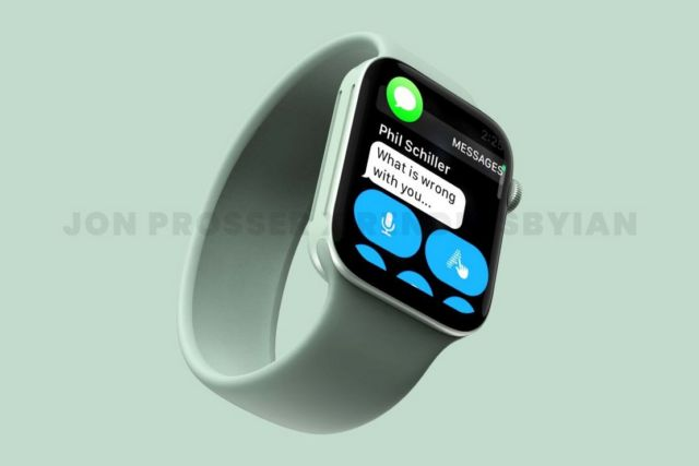The new Apple Watch Series 7 (1)