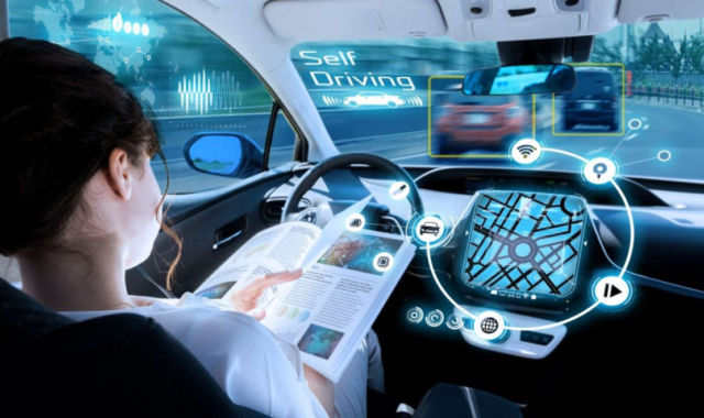 UK to Legalize Self-Driving cars by the end of 2021